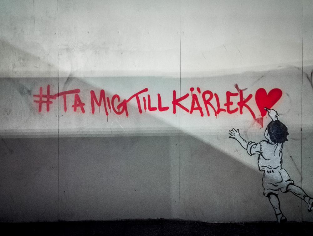 110217, Slussen, Stockholm, #TaMigTillKärlek